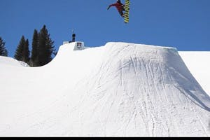 13-Year-Old Kid Shreds the Double Pipe