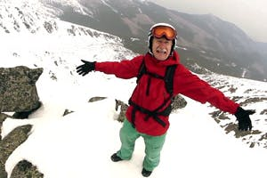 Milos Kmetko: The 62-Year-Old Snowboarder