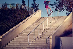DC SHOES PRESENTS NYJAH HUSTON: FADE TO BLACK - FULL PART