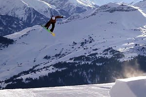 We Ride With CLAUDIUS: 2 Days at LAAX