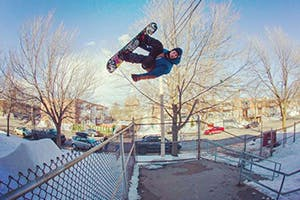 Seb Toots — Street Part 2014