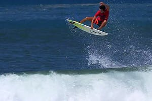 Easter Swell in Bali