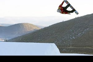 I Ride Park City: Bode Merrill