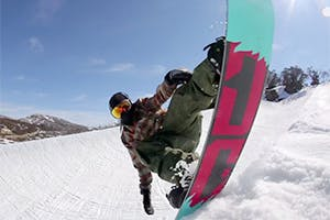 Shred Bots: Transitions Down Under — Perisher