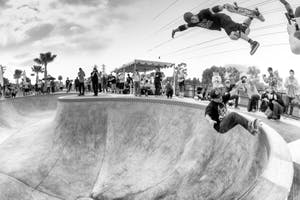 Vans Huntington Beach Skatepark: Grand Opening