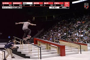 STREET LEAGUE SUPER CROWN 2013 - FULL RECAP
