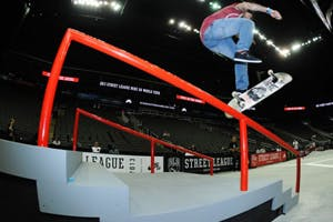 Best of Chris Cole - Street League 2013
