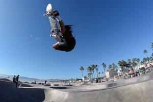 David Gonzalez: Venice Skatepark