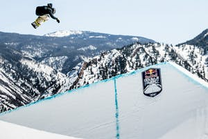 Red Bull Double Pipe: Recap Video