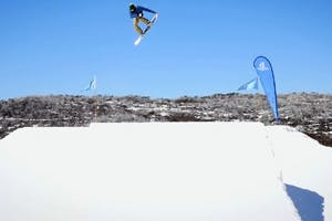 Jesse Kennedy: Perisher Sessions