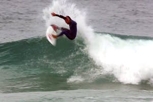 Jeremy Flores in Portugal
