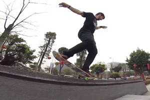 GoPro: DC Shoes in China