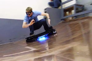 Tony Hawk: The World's First Hoverboard