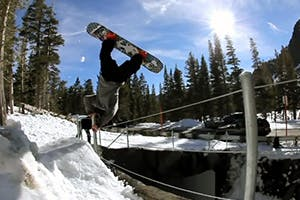 "JAEGER BAILEY ""MIND THE VIDEO MAN"" FULL PART"