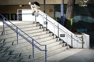 Chris Joslin — Another Full Part