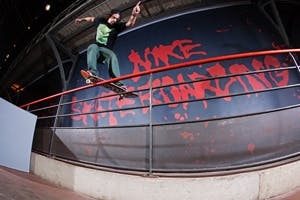 Nike Presents Justin Brock - Full Part