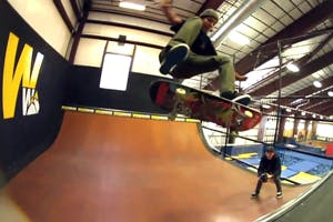 Woodward Copper: Louie Lopez and Curren Caples