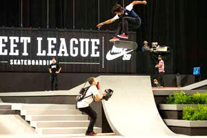 THE BEST OF SEAN MALTO - STREET LEAGUE 2013