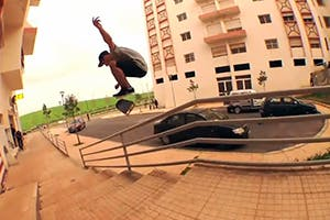 YOUNESS AMRANI: MARRAKESH EXPRESS - FULL PART