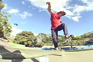 NIK STIPANOVIC AT WATERLOO SKATEPARK