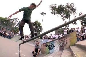 Nike SB Demo: Sydney