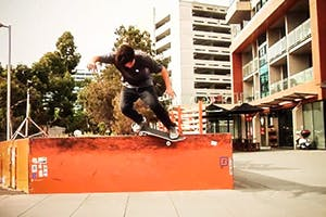 DENNIS DURRANT - FULL PART - ADIDAS SKATEBOARDING