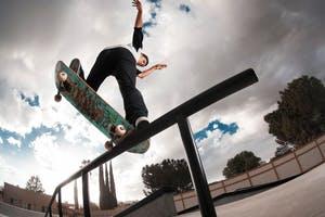 Shane O'Neill's New Skatepark