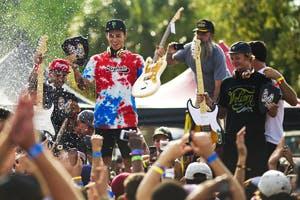 Nyjah Huston: Tampa Pro 2014 Winner