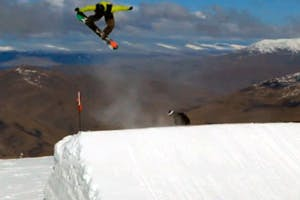 A NZ FREERIDE STORY - EPISODE 1: WELCOME TO WANAKA