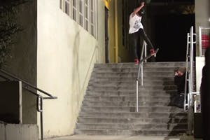 "Nyjah Huston: Original ""Fade to Black"" Edit"