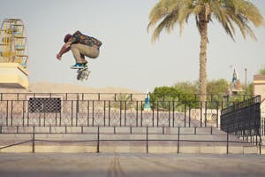 Volcom in Oman — Episode 1