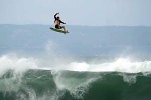 Ozzie Wright in Bali