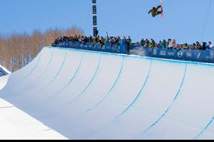 Burton US Open: Halfpipe Highlights