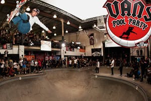 Vans Pool Party: Finals