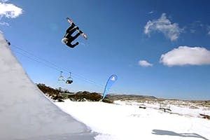 RAD LAPS AT PERISHER - RADICAL GLOVES