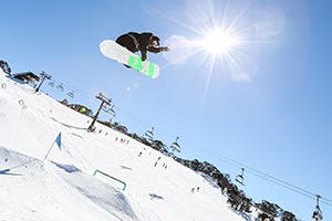Modest Minute #2 — Perisher Resort