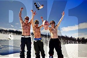 RK1 SNOWBOARDING - VIERLI, NORWAY