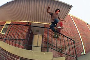 "Leo Romero: Emerica ""MADE"" B-Side"