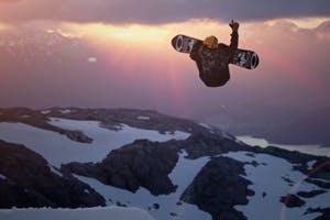 Rome Snowboards: Find Snowboarding — Teaser