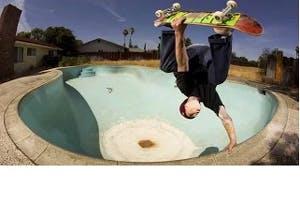Chris Russell: Pool Destruction