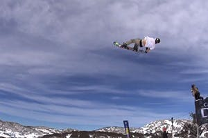 FROTH CAM: SAGE KOTSENBURG COURSE LAP AT THE MILE HIGH