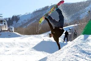 I Ride Park City: Scott Stevens
