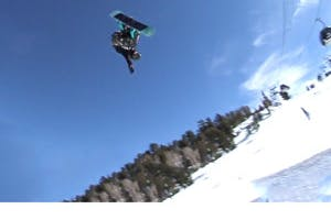 Hold It Down: Mammoth Mountain