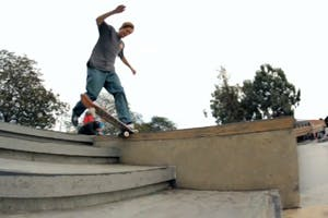 Bones Bearings: Sebo Walker
