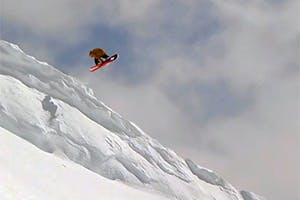 SLEDLAND: A DAY IN THE WHISTLER BACKCOUNTRY - OLLIEPOP FILMS