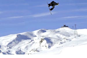 Stale Sandbech: LAAX Sessions