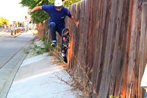 Scott Stevens — Skate Part