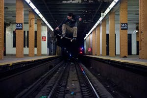 Subway Skateboarding
