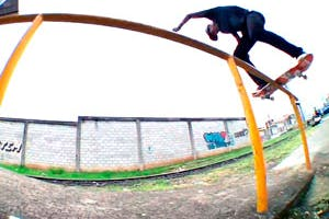 "SUPRA PRESENTS ""ESPECIAL"" - SOUTH AMERICAN TOUR"