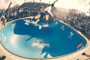 Vans BOWL-A-RAMA Bondi 2015: Barros and Hawk Return